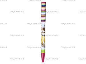 Ручка шариковая «Кошечки», синяя, 411506, отзывы
