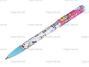 Ручка автоматическая «Мишка Тедди», синяя, 411504