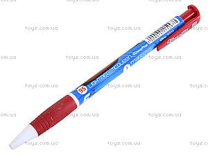 Ручка масляная «Тачки», синяя, 411509