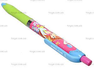 Ручка автоматическая масляная «Винкс Пэтс», 411242, фото