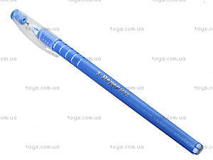Ручка масляная Beta, синяя, 411136, фото