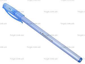 Шариковая ручка D'Fine Pearl, синяя, 411080, фото