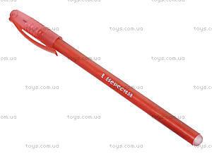 Шариковая ручка D'Fine, синяя, 411081, фото