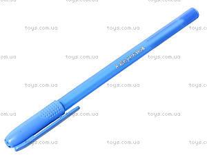 Ручка шариковая синяя Fighter, 410954, купить