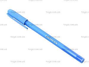 Ручка шариковая синяя Fighter, 410954, фото