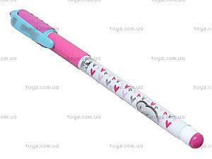 Шариковая ручка «Мишка Тедди», синяя, 411525, фото