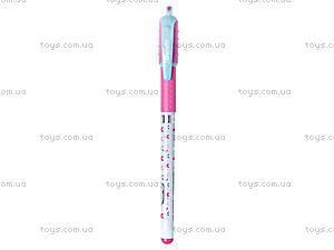 Шариковая ручка «Мишка Тедди», синяя, 411525, отзывы
