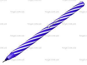 Ручка шариковая синяя Spin, 411055, фото