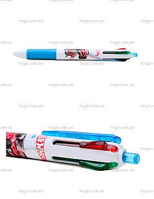 Ручка шариковая  Hot Wheels 4 цвета, HW14-067K