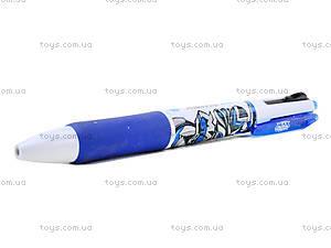 Ручка шариковая Max Steel 4 цвета, MX14-067K, фото