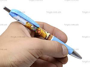 Ручка-автомат Popcorn Bear, синяя, PO14-039K, купить
