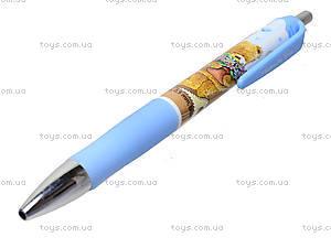 Ручка-автомат Popcorn Bear, синяя, PO14-039K, фото
