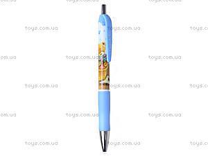 Ручка-автомат Popcorn Bear, синяя, PO14-039K, отзывы