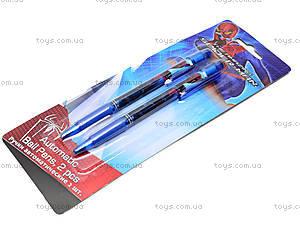 Ручки шариковые «Спайдермен», SM4U-12S-116-BL2, фото