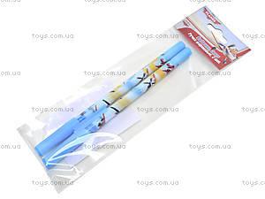 Ручки синие «Летачки», PLBB-US1-116-H2
