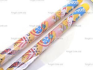 Ручки синие «Спанчбоб», SPBK-12S-116-H2, фото