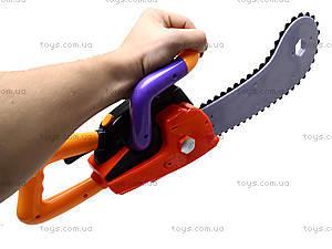 Ручной инструмент «Бензопила», S-300R, детские игрушки
