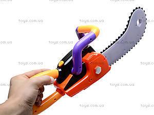 Ручной инструмент «Бензопила», S-300R, магазин игрушек