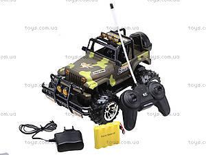 Радиоуправляемый джип Hummer, военный, 136-2, цена