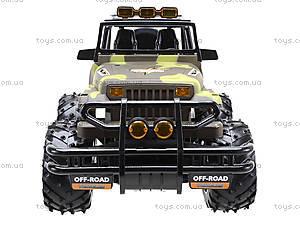 Радиоуправляемый джип Hummer, военный, 136-2, игрушки
