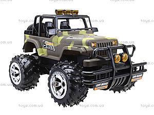 Радиоуправляемый джип Hummer, военный, 136-2, детские игрушки