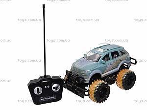 Джип на радиоуправлении со световыми эффектами, 23811BE, toys.com.ua