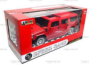 Радиоуправляемый джип «Хаммер», 3699-J2, игрушки