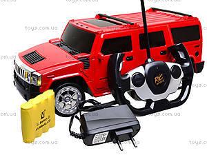 Радиоуправляемый джип «Хаммер», 3699-J2, toys.com.ua