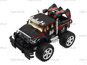 Машинка джип на батарейках, в коробке, 707-Q3Q1, детские игрушки