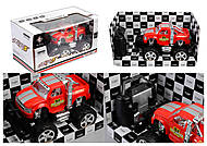 Машинка джип на батарейках, в коробке, 707-Q3Q1, отзывы