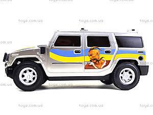 Радиоуправляемый джип «Герой», 3699-AE4, игрушки