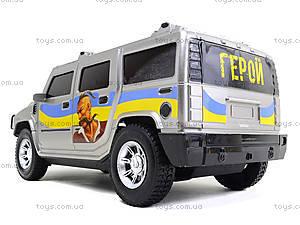 Радиоуправляемый джип «Герой», 3699-AE4, toys.com.ua