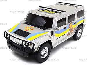 Радиоуправляемый джип «Герой», 3699-AE4, toys
