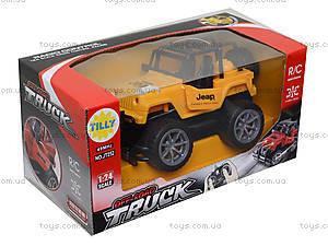 Радиоуправляемый джип «Сафари», JT252, детские игрушки