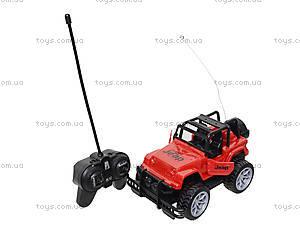 Радиоуправляемый джип «Сафари», JT252, toys