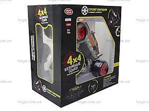 Радиоуправляемый джип, стреляющий снарядами, 9469-1234, toys.com.ua