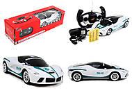 Радиоуправляемая машина «Полиция» для детей, 3699-AY2, купить