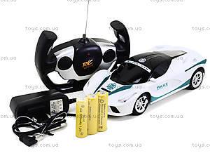 Радиоуправляемая машина «Полиция» для детей, 3699-AY2, игрушки