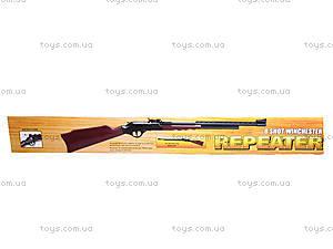 Игрушечное ружье на пистонах, 206, цена