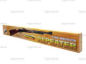 Игрушечное ружье на пистонах, 206, детские игрушки