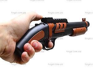 Игрушечное ружье с пульками «Ковбой», 588, фото