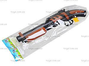 Игрушечное ружье с пульками «Ковбой», 588, отзывы