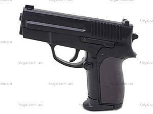 Игровой набор «Ружье с пистолетом», на пульках, P.799, игрушки
