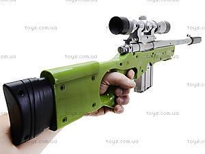 Ружье с музыкально-световым прицелом, LX3688, фото