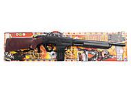 Игрушка «Ружье», K531, купить