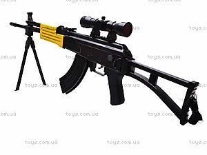 Ружье музыкальное «Боевое оружие», QL081, купить