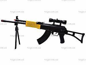 Ружье музыкальное «Боевое оружие», QL081