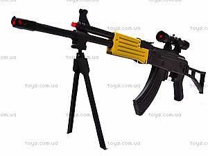 Ружье музыкальное «Боевое оружие», QL081, отзывы