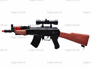 Ружье музыкальное «Боевое оружие», с фонариком, QL08, купить