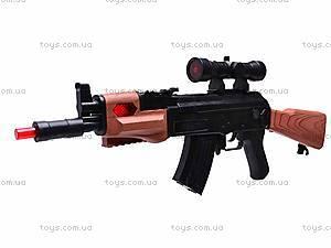 Ружье музыкальное «Боевое оружие», с фонариком, QL08, фото